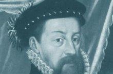 Maximilian II. mit Orden vom Goldenen Vlies, Kniestück, Öl auf Leinwand, 1569
