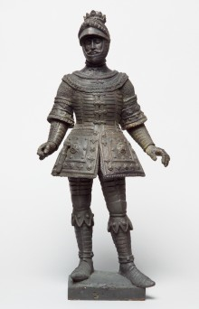 Leopold III 'the Just', statue, second half of 16th century