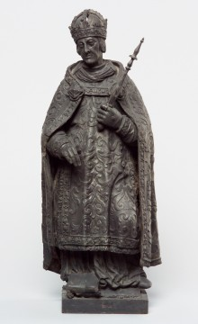 Frederick III, statue, first quarter of 17th century
