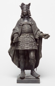 "Frederick 'the Fair"", statue, second half of 16th century"