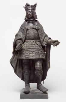 Friedrich der Schöne, Statue, 2. Hälfte 16. Jahrhundert