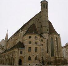 Church of the Minorites (Minoritenkirche)