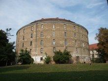 Der Narrenturm im Wiener Allgemeinen Krankenhaus