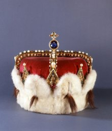 The Austrian archducal coronet, 1616
