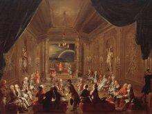 The Vienna Masonic lodge *Zur gekrönten Hoffnung*, c. 1785