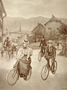 """Erzherzogin Gisela in """"Viribus Unitis. Das Buch vom Kaiser"""", 1898"""