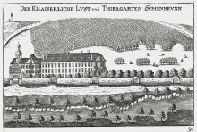 Georg Matthäus Vischer: Der Khaiserliche Lust- und Thiergarten Schönbrunn