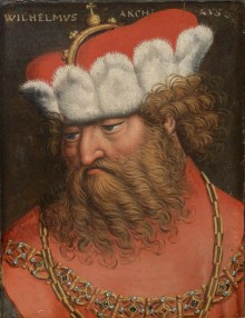 Antoni Boys: Herzog Wilhelm