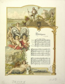 Die Volkshymne nach Joseph Haydn