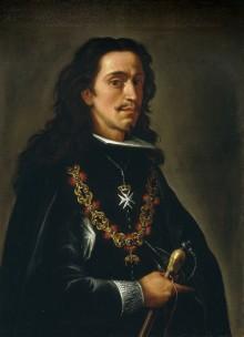 Don Juan José de Austria, portrait, ca. 1660