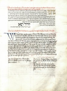 Jews grant Viennese burghers a reduction in interest on loan capital, 1338