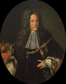 Kaiser Karl VI., um 1720/30