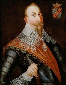 King Gustavus II Adolphus of Sweden, 1st half of 17th century