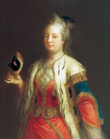 Martin van Meytens: Maria Theresia im Kostüm einer türkischen Haremsdame, Ölgemälde, 1743/44