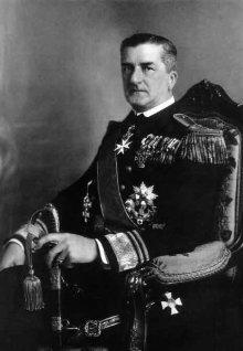 Miklós Horthy (1868-1957)