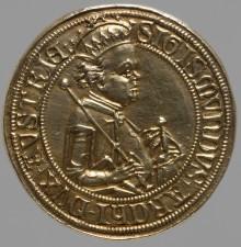 Reichart Weidenpusch: Duke Siegmund of Austria-Tyro