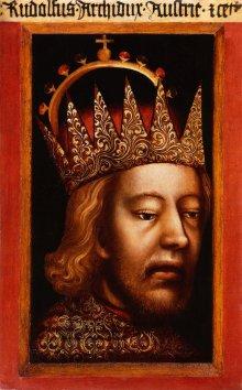 Porträt Herzog Rudolfs IV.
