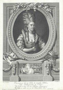 Porträt Johanna Sacco (1754–1802)