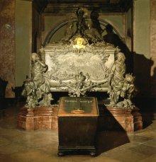 Joseph II's coffin