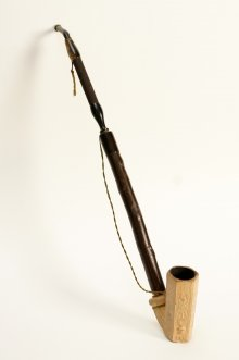 Viennese coffee-house pipe, 19th century