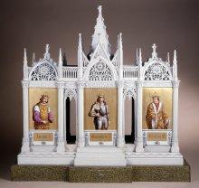 Wiener Porzellanmanufaktur: Habsburgerservice, Mittelstück