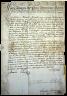 Brief in Latein mit eigenhändiger Unterschrift Maria Theresias, 1777