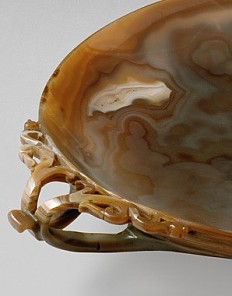 Agate dish, 4th century