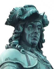 Anton Dominik Fernkorn: Monument to Prince Eugene on Heldenplatz, Vienna, 1860/65