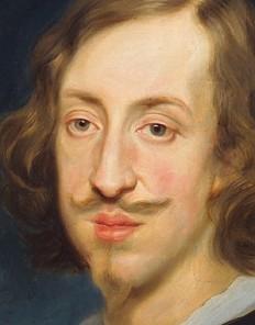 Frans Luycx: Erzherzog Leopold Wilhelm in geistlichem Gewand, um 1638