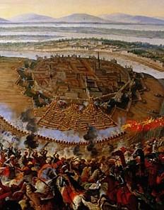 Franz Geffels: Die Entsatzschlacht vor Wien am 12. September 1683