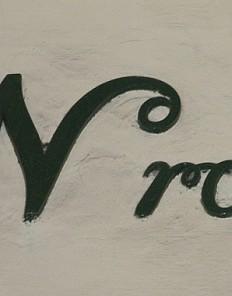 House number (No. 6, Freyung, Vienna), 2009