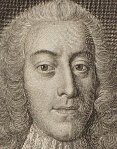 J.W. Windter after T. Lippoldt: Prince Johann Joseph Khevenhüller-Metsch with the Order of the Golden Fleec...