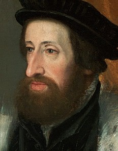 Johann Bocksberger der Ältere: Kaiser Ferdinand I., Mitte 16. Jahrhundert