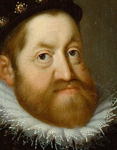 Joseph Heintz the Elder: Emperor Rudolf II, c. 1592