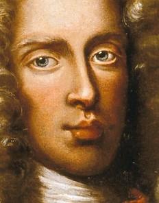 Joseph I. als jugendlicher Herrscher im Harnisch, Ölgemälde, um 1700