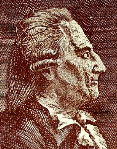 Medallion with a portrait of Giacomo Casanova, 1788
