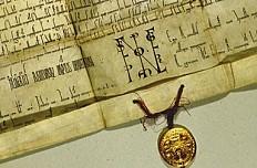Privilegium maius, datiert 1156, Fälschung von 1358/59