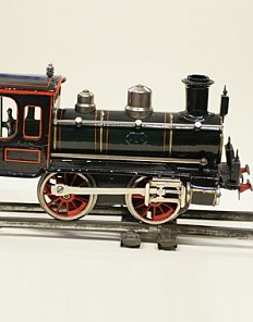 Toy railway, c. 1910