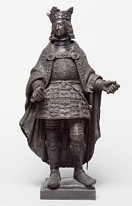 "Frederick 'the Fair"", statue, second half of 16th century"
