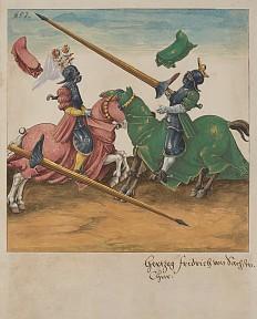 *Freydal*, Emperor Maximilian I's book of tournaments