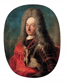 Prince Anton Florian of Liechtenstein, painting, 18th century