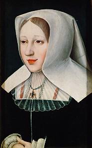 Archduchess Margaret of Austria as widow