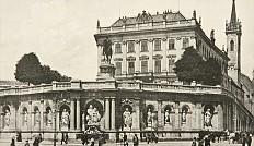Photograph of Palais Albertina, c. 1910