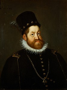 Joseph Heintz der Ältere: Kaiser Rudolf II., um 1592