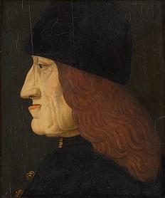 Kaiser Friedrich III., um 1500