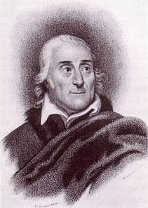 Michele Pekenino after Nathaniel Rogers: Portrait of Lorenzo da Ponte (1749–1838), engraving