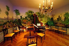 Music Room in the Imperial Furniture Collection Vienna