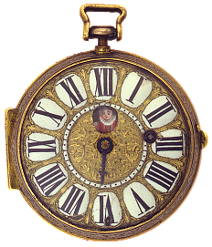 Pocket watch, c. 1800