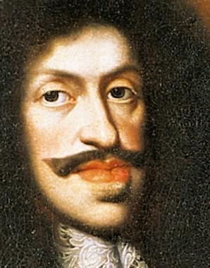Benjamin von Block: Emperor Leopold I in armour, c. 1672