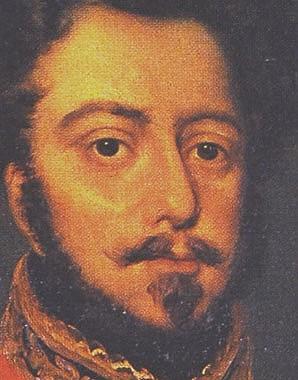 Dom Pedro I., Kaiser von Brasilien, König von Portugal und Algarvien